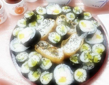 Sushi Rice Thermomix